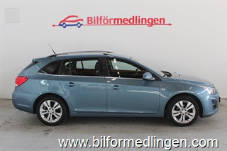 Chevrolet Cruze 1.4T Navi Drag Backkamera 2013