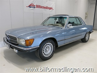 Mercedes-Benz SLC 350 V8 195hk Coupé Aut. 1973