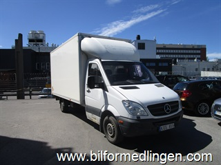 Mercedes-Benz Sprinter 316 CDI Pickup/Chassi 163hk 2010