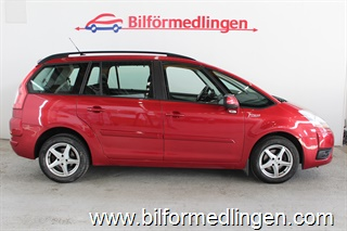 Citroën C4 Picasso Grand 1.6 HDI 110Hk Automat 7-Sits 2010