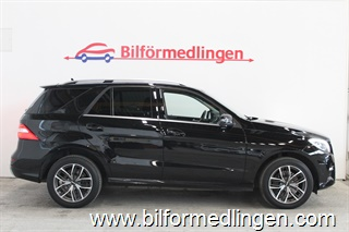 Mercedes-Benz ML 350 CDI 258Hk AMG Drag Sv-Såld