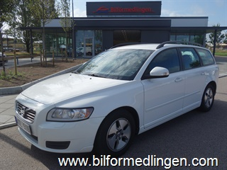 Volvo V50 D2 115hk Kinetic Dragkrok 2011