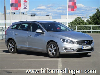 Volvo V60 D4 190hk Momentum Business 2016