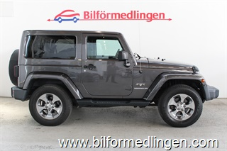 Jeep Wrangler 3.6 V6 284hk Sahara Unlimited 2016