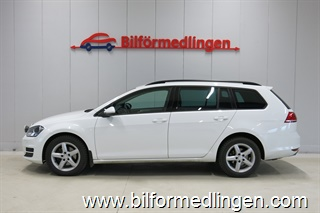 Volkswagen Golf 1.6 TDI 110hk 4Motion Drag Backkamera 1 ägare 2016