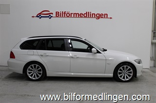 BMW 318 d Touringn 143Hk Advantage PDC 2011