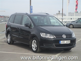 Volkswagen Sharan 2.0 TDI 140 BlueMotion Technology 2011