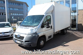 Peugeot Boxer 3.0 HDI Lift Värmare 2011