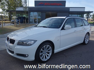 BMW 320 d xDrive Touring, E91 184hk Panorama tak 2011
