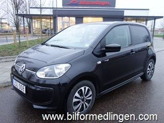 Volkswagen e-UP 82hk Aut Momsbil 18 kWh Single Speed Navi Svensksåld 1 ägare 2015