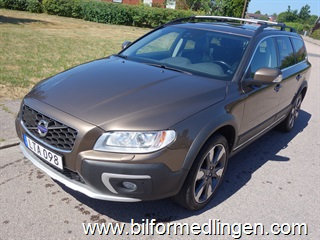 Volvo XC70 II D5 AWD 215hk Summum VOC Inscription Executive Leasbar Navi Dragkrok