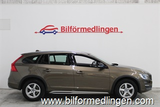 Volvo V60 D3 Cross Country 150Hk Momentum Drag 2016