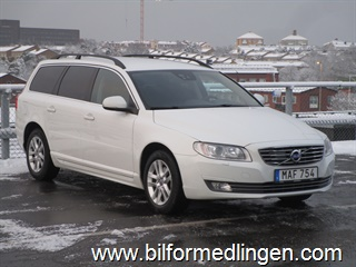 Volvo V70 II D3 150hk Momentum, Volvo on call, 1 Ägare, Leasbar 2016