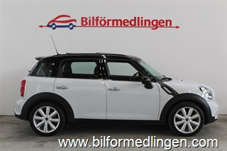 Mini Countryman Cooper SD ALL4  143Hk Panorama Chili