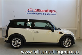 Mini Clubman Cooper D 1.6 112hk Chili 2013