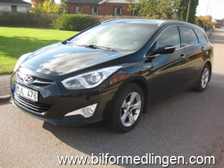 Hyundai I40 1.7 CRDi 136 Hk Dragkrok Business Leasbar 2012