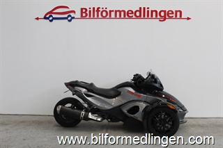 Can-Am Spyder Rs-S Svensksåld 2012