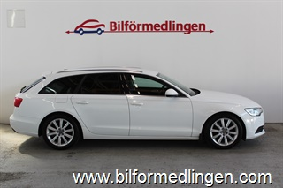 Audi A6 2.0 TDI Avant 177Hk Business Edition Sv-Såld