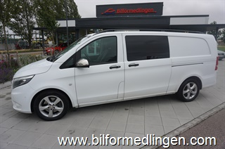 Mercedes-Benz Vito 119 BlueTEC W640 190hk Tempmatic 2016