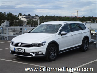 Volkswagen Passat Alltrack 2.0 TDI Sportscombi 4Motion 190hk Executive Business