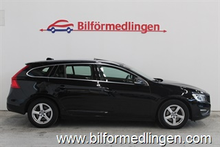 Volvo V60 D4 190Hk Aut Summum BE PRO Driver Support Drag 2016