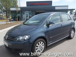 Volkswagen Golf VI 1.6 TDI BlueMotion Technology Plus 105hk Style, Vinter Automat Svensksåld 2013