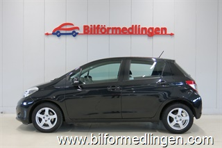 Toyota Yaris 1.33 100hk Executive 5dr Backkamera Vinterhjul 2013