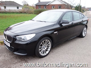 BMW 530 d GT xDrive, F07 258hk M Sport Head up Euro 6 Navi Skinn Aut Leasbar