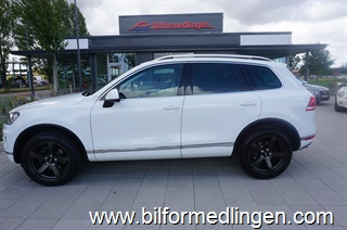 Volkswagen Touareg 3.0 TDI BlueMotion Technology 204hk Chrome & Style, Climatronic, Light & Sight, Dragpaket, Krompaket Leasbar 2017