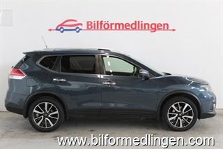 Nissan X-Trail 1.6 dCi Aut Panorama Navi 7-Sits 2017