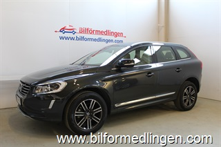 Volvo XC60 D4 190Hk Summum Classic Inscription 2017