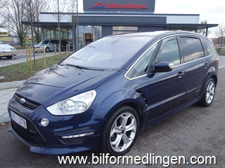 Ford S-Max S-MAX 2.0 Aut Duratorq TDCi 163hk 7 Sits Drag Panorama 2011