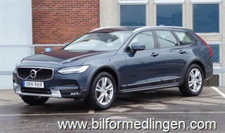Volvo V90 T5 Cross Country AWD 250hk Business Adv 2018