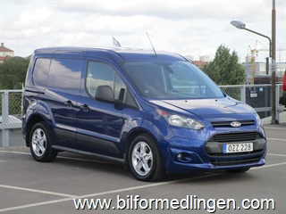 Ford Transit Connect 1.5 TDCi 120hk Automat, Leasbar 2016
