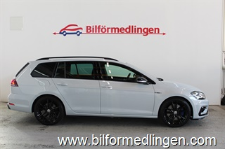 Volkswagen Golf R 4MOTION 310Hk Aut CarPlay Sv-Såld