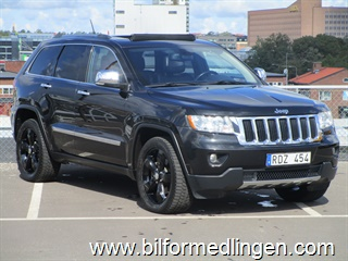 Jeep Grand Cherokee 5.7 V8 Hemi 352hk 2011