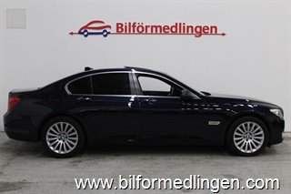 BMW 730 d Sedan Navi HUD Taklucka Massage