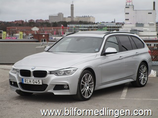 BMW 320 d xDrive Touring M-Sport Panorama 2017