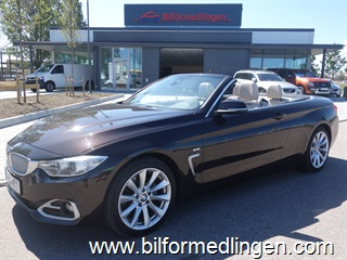 BMW 420 d Cabriolet, F33 Modern Line Comfort, Navigation, Connected Drive 2014