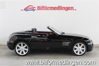 Chrysler Crossfire 3.2 V6 Roadster 218Hk Automat 2005