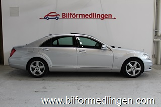 Mercedes-Benz S 350L CDI BlueTEC 258Hk Comand Director 2011