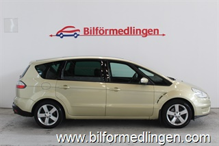 Ford S-Max 2.5T 220hk Drag Panorama 2007