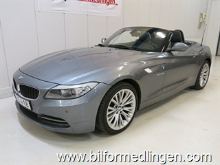 BMW Z4 sDrive 23i Roadster 204hk 2010