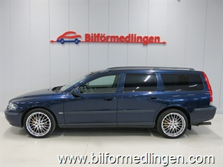 Volvo V70 2.4 140hk Business Drag ACC 2001