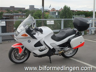 BMW K1200 RS FD PolisMC 2002