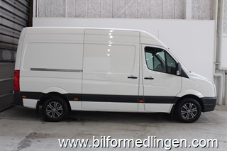 Volkswagen Crafter 35 2.5 TDI 136Hk Drag Climatic 2010