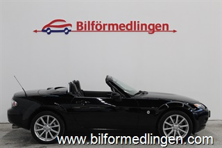 Mazda MX-5 2.0 Roadster Hard Top 160Hk 2007