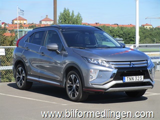 Mitsubishi Eclipse Cross 1.5T 4WD Panorama Skinn ClearTec 2018