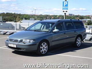 Volvo V70 2.5T AWD 210hk Business 2003