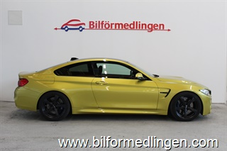 BMW M4 Coupé 431Hk Navigation Connected Drive
